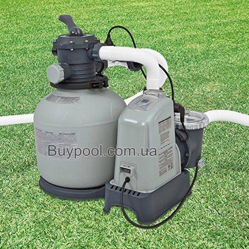 Песочный фильтр насос Intex 28676